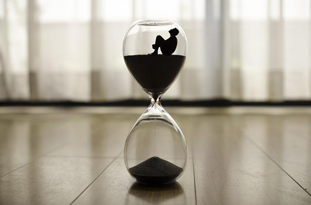 Wie man Zeit findet den Moment zu leben