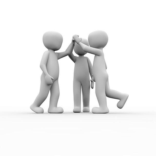 stärkende Beziehungen aufbauen