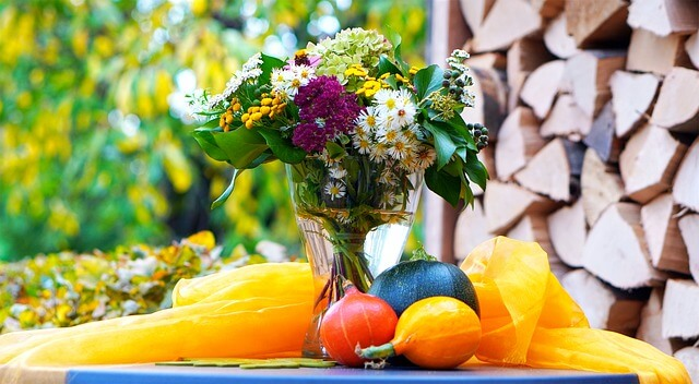 angenehmes Umfeld schaffen gegen Herbstblues