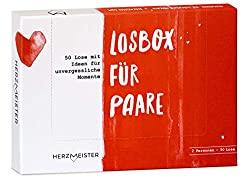 Herzmeister-Losbox für Paare